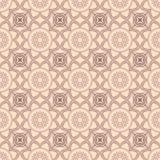 无缝抽象的模式 葡萄酒装饰品样式 免版税库存图片