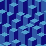无缝抽象的模式 免版税库存图片