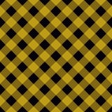 无缝方格的对角的模式 库存照片