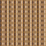 无缝样式的波浪 免版税库存图片