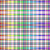 无缝模式的彩虹 库存照片