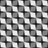 无缝现代的模式 库存图片