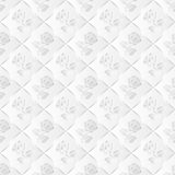 无缝白色的背景 免版税库存图片