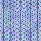 无缝的三角样式 免版税库存图片