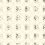 无缝的二进制编码背景 传染媒介规则数字纹理 免版税图库摄影