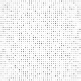 无缝的二进制编码背景 传染媒介规则数字纹理 免版税库存照片