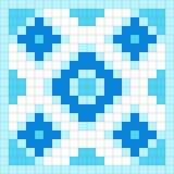 无缝的五颜六色的抽象样式 库存例证