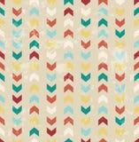 无缝的五颜六色的模式 免版税库存照片