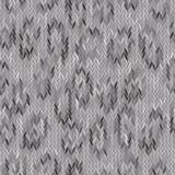 无缝的传染媒介V形臂章样式织品纺织品 免版税库存照片
