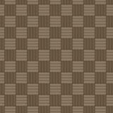 无缝的传染媒介几何样式/背景 免版税库存照片