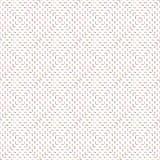 无缝的光点图形 免版税库存照片