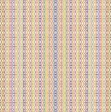 无缝的几何五颜六色的样式 向量例证