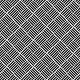 无缝的几何传染媒介背景 库存例证