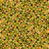 无缝的几何样式伪装 免版税图库摄影