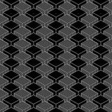 无缝的几何样式葡萄酒背景 免版税库存照片