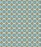 无缝的几何样式 免版税图库摄影