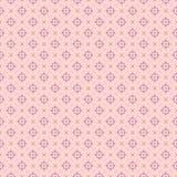 无缝的几何样式 库存例证