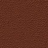 无缝的向量皮革纹理背景 免版税库存照片