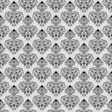 无缝的向量花卉墙纸 图库摄影