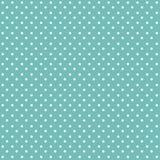 无缝的圆点样式背景 免版税库存照片