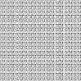 无缝的埃及象形文字背景 向量 图库摄影