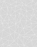 无缝的多角形样式背景 免版税库存图片