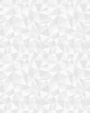 无缝的多角形样式 库存照片