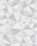 无缝的多角形样式 免版税图库摄影