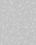 无缝的多角形样式 免版税库存照片