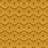 无缝的抽象传染媒介样式菠萝纹理 免版税库存照片