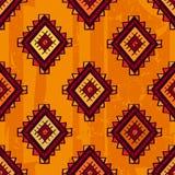 无缝的抽象传染媒介种族样式 部族传染媒介设计 S 库存照片