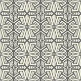 无缝的抽象传染媒介纹理样式种族样式背景 免版税库存照片