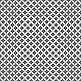 无缝的抽象几何圈子样式 库存例证
