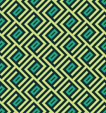 无缝的抽象几何lnes样式-导航eps8 免版税库存照片