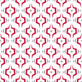 无缝的抽象瓦片样式背景 免版税库存照片