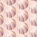 无缝的抽象精美桃红色样式 适用于纺织品,织品和包装 免版税库存照片