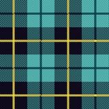 无缝的方格的样式 免版税图库摄影