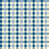 无缝的方格花布样式 向量例证