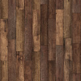 无缝的木地板纹理 免版税库存图片
