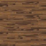 无缝的木条地板地板 镶花木细工纹理 楼层背景 传染媒介木头样式 与板条的层压制品您的室内设计的 向量例证