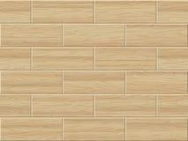 无缝的木板表面背景 10 eps 库存图片