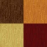 无缝的木头 免版税库存图片