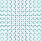 无缝的样式伊斯兰教的装饰品 与无缝的样式的背景在伊斯兰教的样式 免版税库存图片