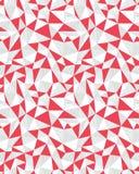 无缝的样式的几何 库存图片