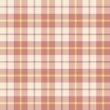 无缝的样式苏格兰人笼子 免版税库存照片
