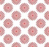 无缝的样式,与花主题的墙纸 简单的monochrom 图库摄影