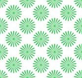 无缝的样式,与花主题的墙纸 简单的monochrom 免版税库存照片
