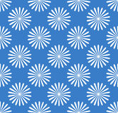 无缝的样式,与花主题的墙纸 简单的monochrom 库存图片