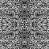 无缝的样式黑色刻记了小点和斑点在葡萄酒样式 免版税图库摄影
