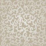 无缝的样式Background.Damask墙纸。 免版税库存图片